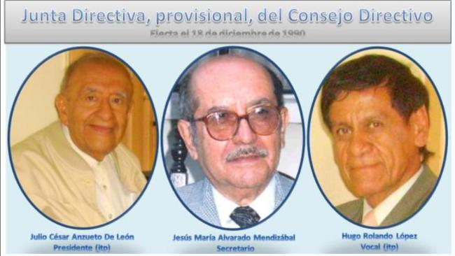JUNTA DIRECTIVA - - PROVISIONAL 1990 IPSP
