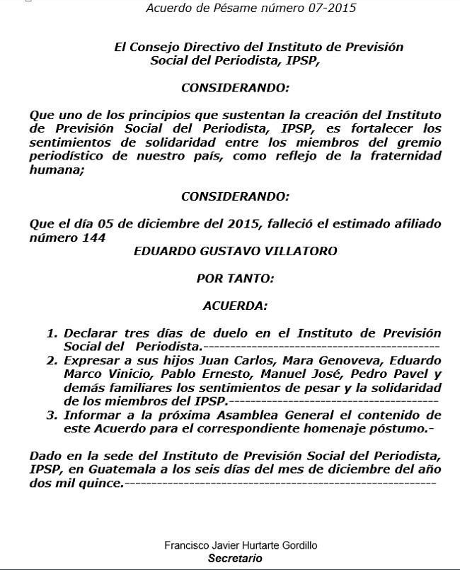 ACUERDO IPSP GUAYO