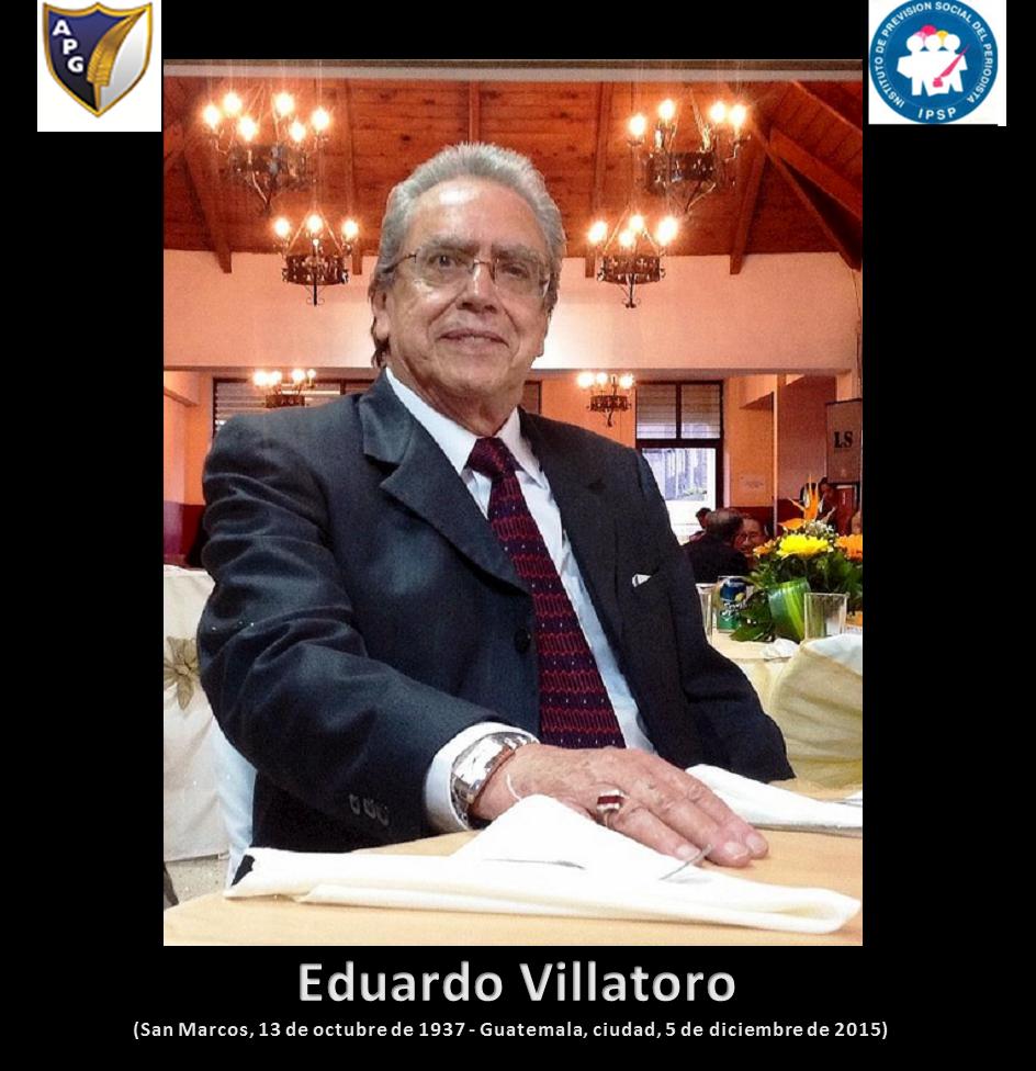 EDURDO VILLATORO