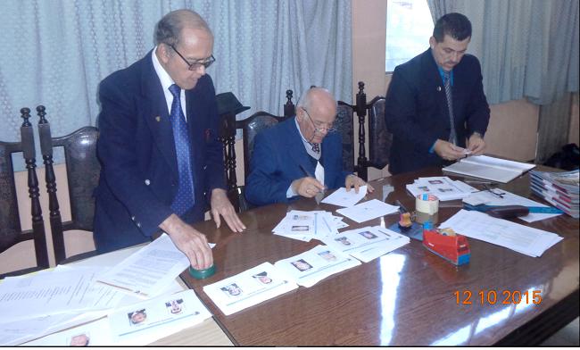 tribunal de elecciones en acción