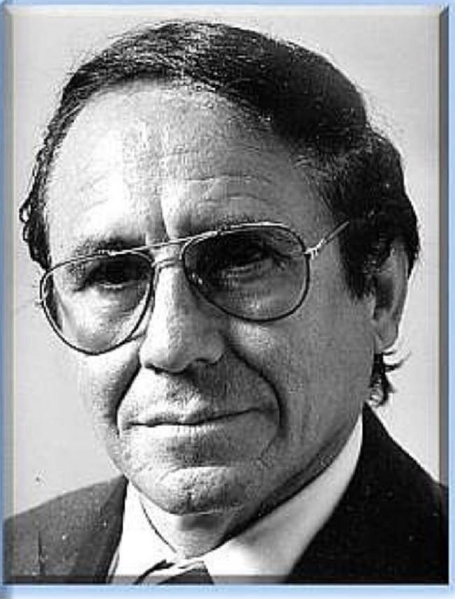 """Mario """"Samy"""" Monterroso Mirón, a la fecha, único sobreviviente de los fundadores (Foto ACD."""