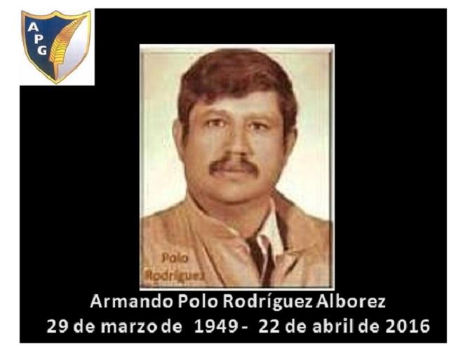 ARMANDO POLO RODRIGUEZ