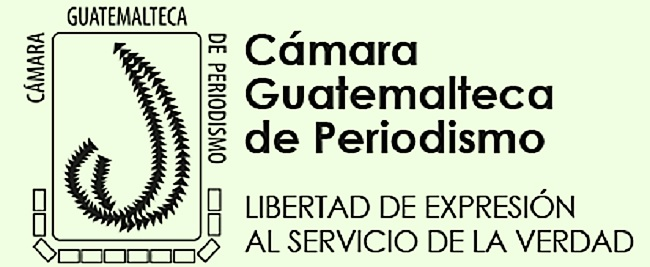 CÁMARA GUATEMALTECA DE PERIODISMO LOGO VERDE MENOR