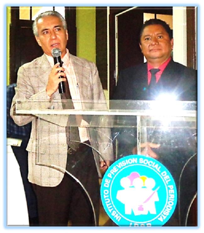 Antonio Rodríguez García, derecha, y Estuardo René Pinto Torres (jtp).