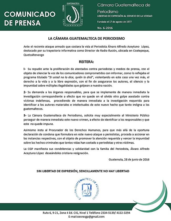 CGP COMNICADO 27062016