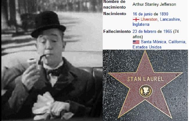 Su estrella, en el paseo de la fama, en Hollywood (Fuente: Internet)
