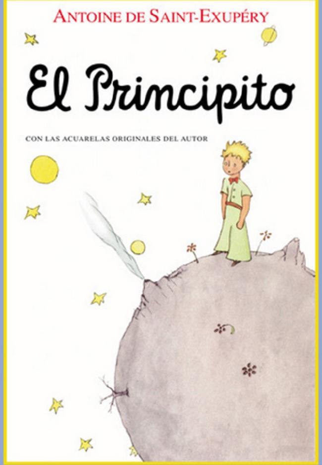 El Prncipito carat-libro