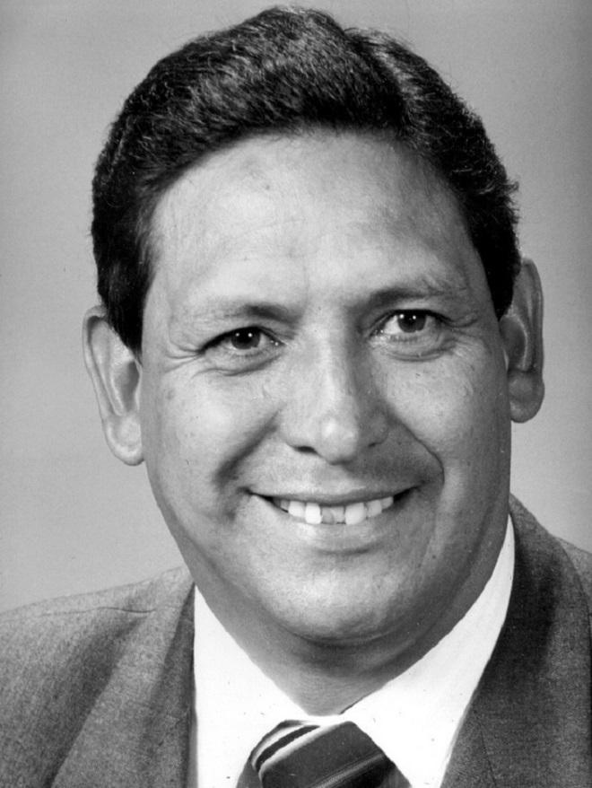 Domingo Núñez (Foto, de la galería de presidentes de la ACD)