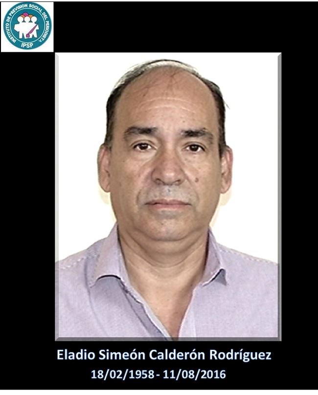 IPSP ELADIO SIMEON CADERON RODRIGUEZ +11082016