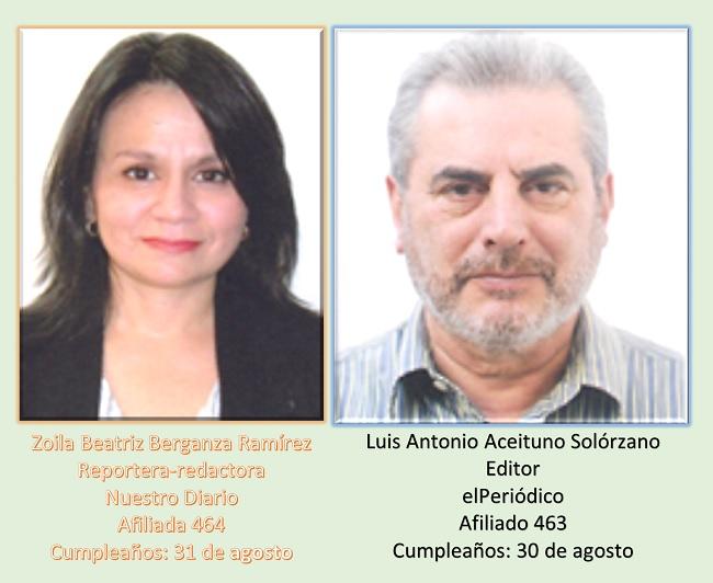 AFILIADOS INGRESO EL 25-02-2017