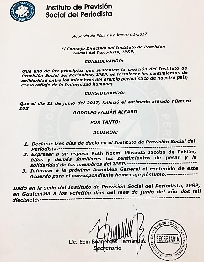 Acuerdo Rodolfo 02-2017