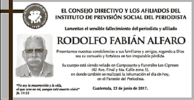 ESQUELA RODOLFO FABIÁN -21062017+ --