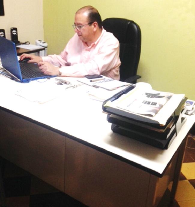 Gerente Carlos Alberto Bran Padilla 24-junio-2017 jtp.IPSP