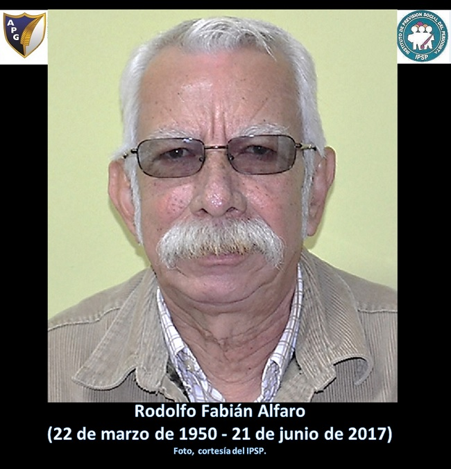 Rodolfo Fabián Alfaro 22-03-1950 +21-06-2017.L ---
