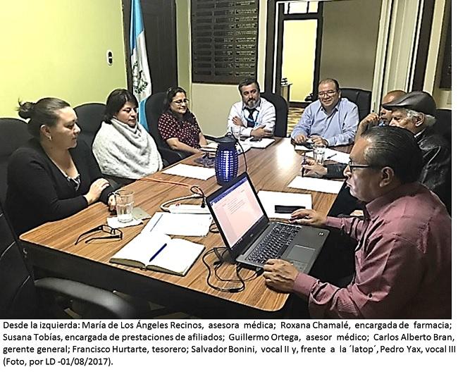 CD REUNION CON 2 MEDICOS Y EL GERENTE- 01082017.