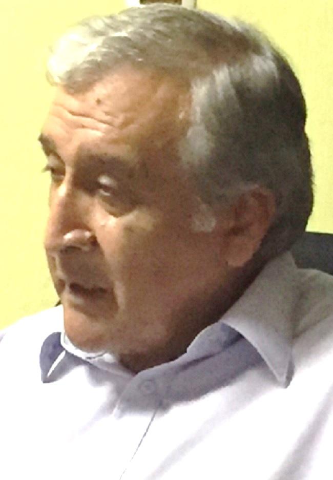 Doctor Edwin Rosas asesor de visita afiliados al IPSP